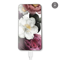La Coque Francaise Power Bank for Universal - Flower Printed 8000 mAh