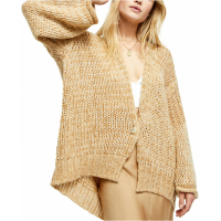 Free People Women's 'Home Town' Cardigan