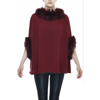 FS Collection Women's Poncho