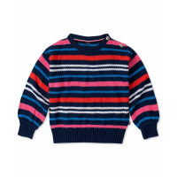 Tommy Hilfiger Little Girl's 'Striped' Sweater