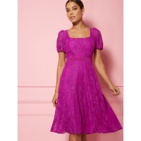 New York & Company Women's 'Fit & Flare Eva Mendes Party Collection' Dress