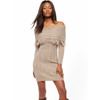 New York & Company Women's 'Off The Shoulder' Dress