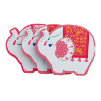 Sass and Belle 'Mandala Elephant Assorted' Nail File