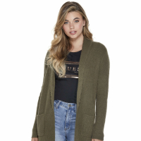 Guess Women's 'Rosette Knit Duster' T-Shirt