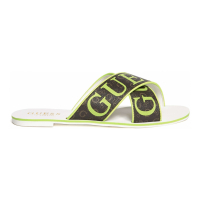 Guess Women's 'Messa Logo' Slides