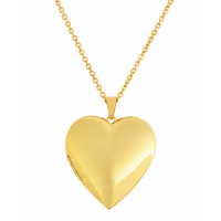 Chloé by Liv Oliver Collier 'Heart Locket'