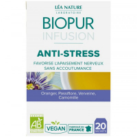 Biopur 'Infusion Anti Stress' Herbal Tea - 30 g