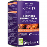 Biopur 'Défenses Immunitaires Echinacée, Reishi, Eleuthérocoque' Nutritional supplement - 19 g