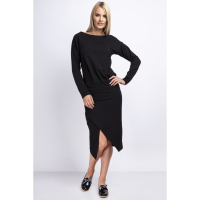 Naoko Women's  Long-Sleeved Dress