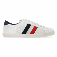 Moncler A Porter Men's 'Striped' Sneakers