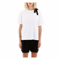 Red Valentino Women's 'Lateral Bow' T-Shirt