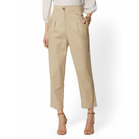 New York & Company Women's 'Crop Straight Leg Signature Fit' Trousers