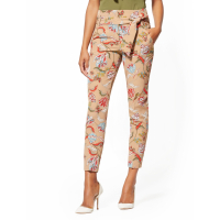 New York & Company Women's 'Madie Paisley' Trousers