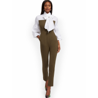 New York & Company Women's 'Twofer' Jumpsuit