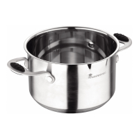 Cook & Chef 'Masterpro Gravity' Induction Pot