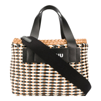 Miu Miu Women's 'Logo' Tote Bag
