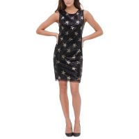 Tommy Hilfiger Women's 'Sequined Stars' Dress