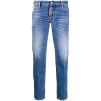 Dsquared2 Women's 'Girlfriend' Cropped Jeans