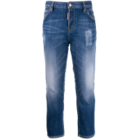 Dsquared2 Women's 'Cool Girl' Cropped Jeans