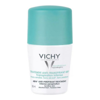 Vichy Deodorant Roll-On Anti-Transpirant 48H