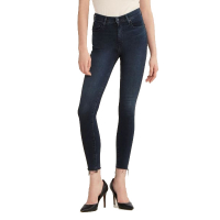 Levi's Women's 'Mile High Frayed Super Skinny' Jeans