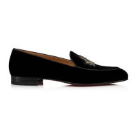 Christian Louboutin 'Crest On The Nile' Halbschuhe für Herren