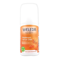 Weleda '24H Argousier' Roll-on Deodorant - 50 ml