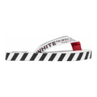 Off-White Men's Flip Flops