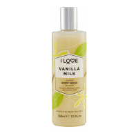 I Love 'Vanilla Milk' Shower Gel - 360 ml