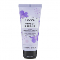 I Love 'Violet Dreams' Hand & Nail Cream - 100 ml