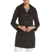 Anne Klein Women's 'Hooded Trench' Coat