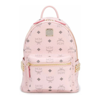 MCM Women's 'Stark Logo' Backpack