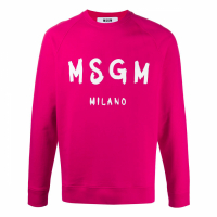 MSGM Men's 'Logo' Sweater
