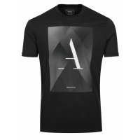 Armani Jeans T-shirt 'Slightly Body Shaped' pour Hommes