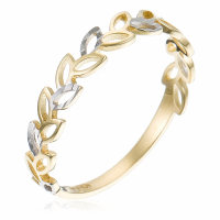By Colette Women's 'Feuille Détachée' Ring