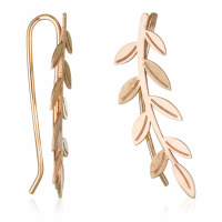 By Colette Women's 'Feuilles' Earrings