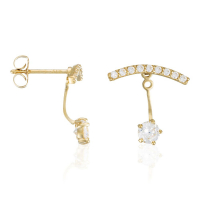 By Colette Women's 'Etincelle De Bonheur' Earrings