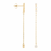 By Colette Women's 'Etoile Tombante' Earrings