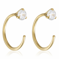 By Colette Women's 'Arc Brillant' Earrings