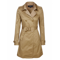 Armani Jeans Trench 'Slightly Slim-Fit' pour Femmes
