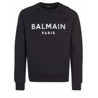 Balmain Men's 'Slightly Body Shaped' Sweater