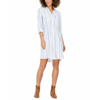 Style & Co Women's 'Button-Front' Shirtdress