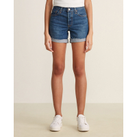 Levi's Women's 'Blue Clue Hemmed' Shorts