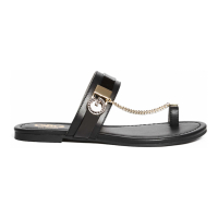 G by Guess Women's 'Loona Chain' Thong Sandals