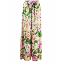 Dolce & Gabbana Women's 'Floral' Trousers