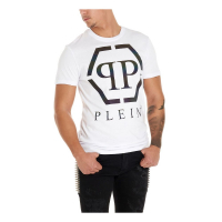 Philipp Plein Men's 'Esagonal' T-Shirt