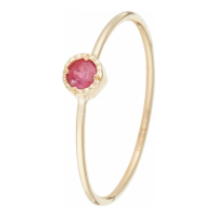 By Colette Women's 'Rond Rubis' Ring