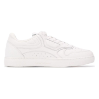 Emporio Armani 'Perforated Low Top' Sneakers für Damen