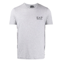 EA7 Emporio Armani Men's 'Logo Tape' T-Shirt