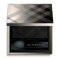 Burberry Ombre à paupière 'Eye Colour Wet & Dry Silk' - 308 Jet Black 2.7 ml